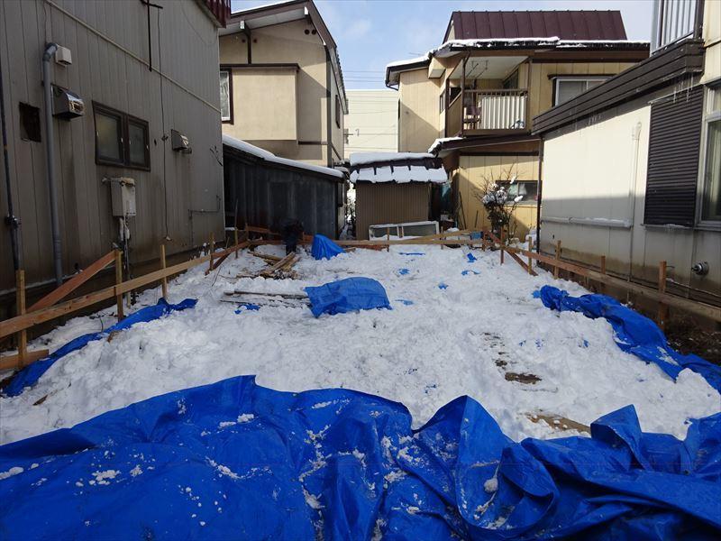 青山 小さな家 着工です!_f0105112_04133949.jpg