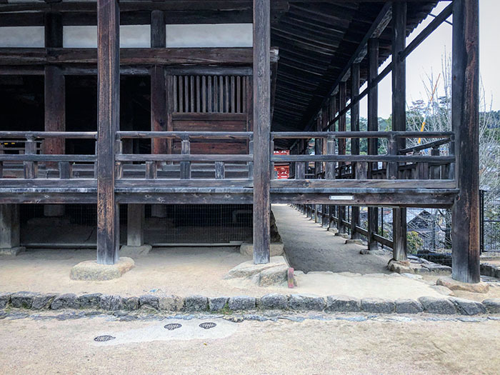 千畳閣(豊国神社) / iPhone 8_c0334533_09505355.jpg