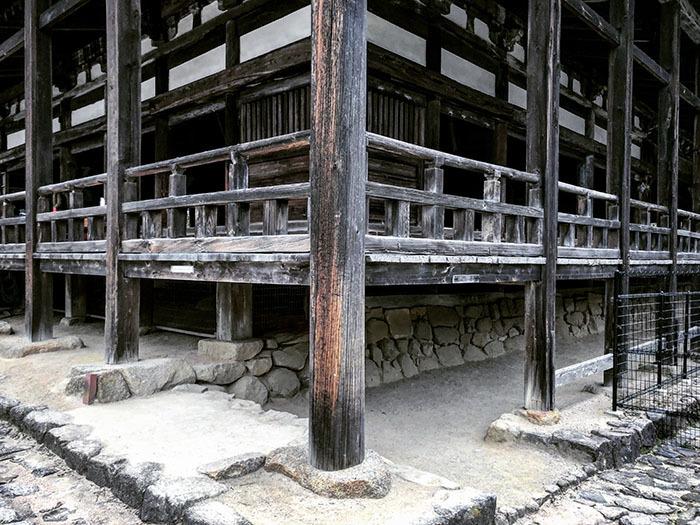 千畳閣(豊国神社) / iPhone 8_c0334533_09510251.jpg