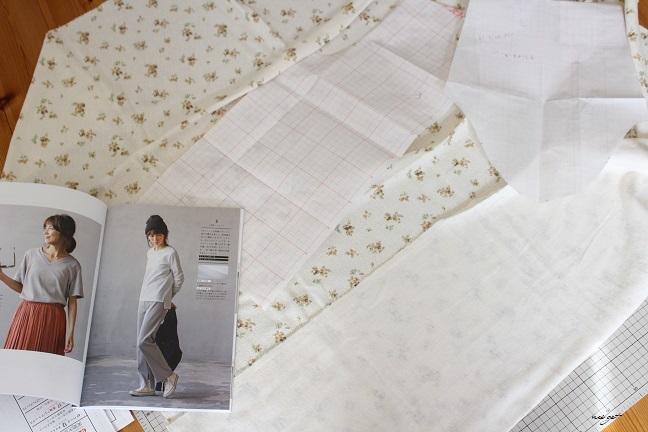 ニットソーイング・自分服作りのラストは長袖Tシャツ3着♪_f0023333_21424375.jpg