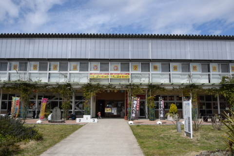道の駅「保田小学校」_a0147436_17110217.jpg