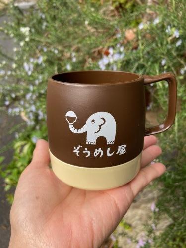 なつかしくて新しい「喫茶ゾウ」さん_b0325640_23031987.jpg