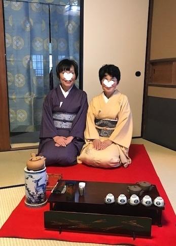 二条城煎茶会最終・お家元・お正客・先生・亭主。_f0181251_17063510.jpg