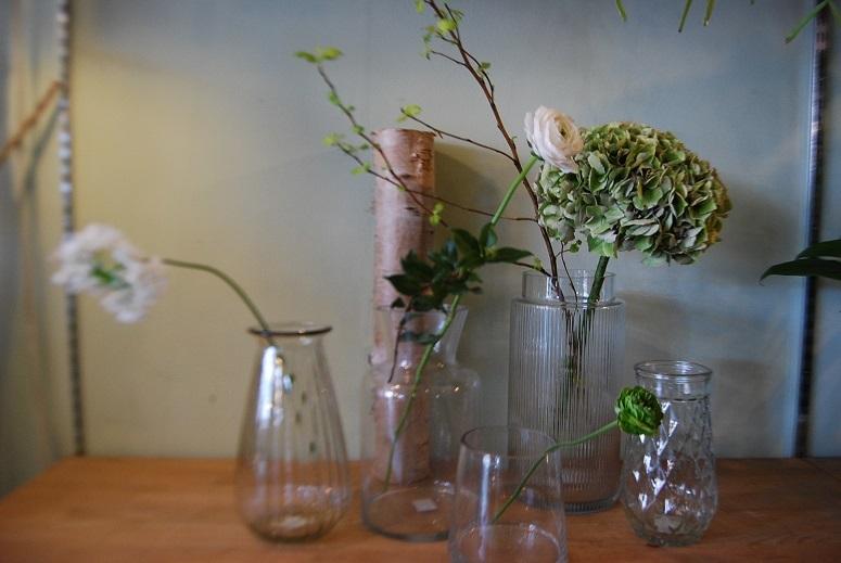 入荷の花鉢、花瓶などなど!_a0201358_17405583.jpg