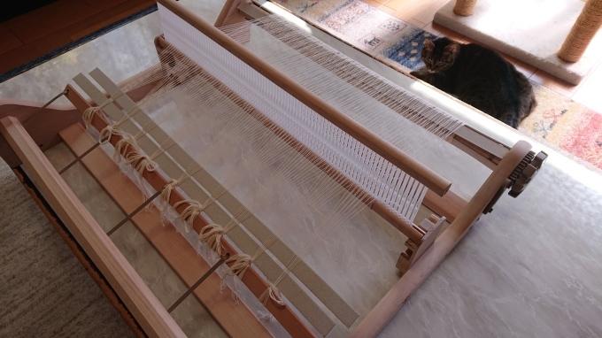 初めての卓上織り機♪_f0374160_21204090.jpg