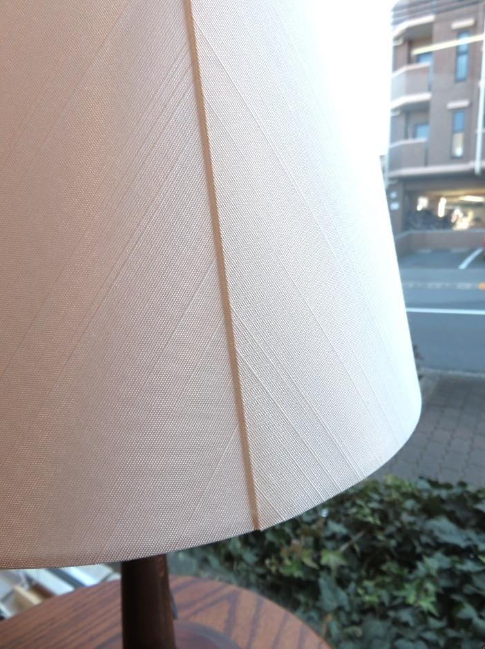 ランプシェードの張り替え ウィリアムモリス正規販売店のブライト_c0157866_19194716.jpg