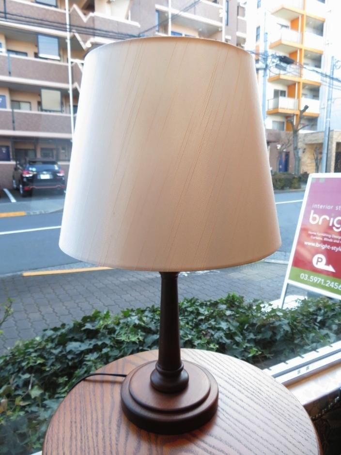ランプシェードの張り替え ウィリアムモリス正規販売店のブライト_c0157866_19200301.jpg