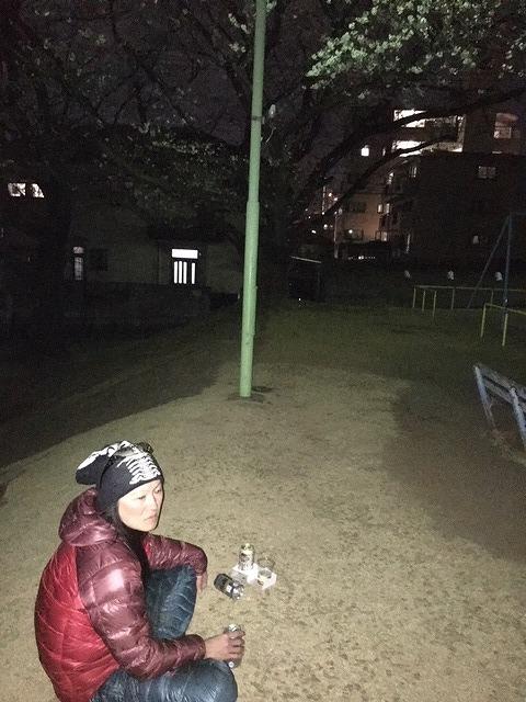 令和初朝霞花見 黒目川→浜崎公園→北朝霞公園_d0061678_11292975.jpg