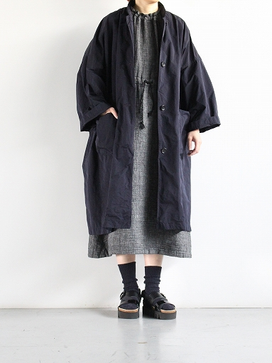 Porter Classic SASHIKO LINEN PREMIUM ONE PIECE (LADIES)_b0139281_1620132.jpg