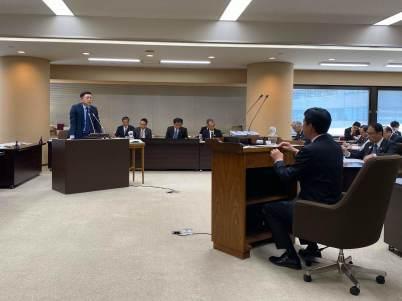 予算特別委員会・もはや恒例の附帯決議が可決 R2年3月24日_d0084783_16305816.jpg