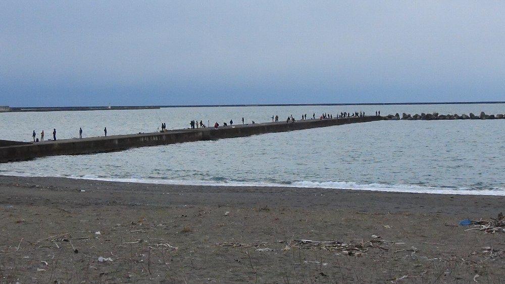 釣り場の様子!_e0065084_18434339.jpg