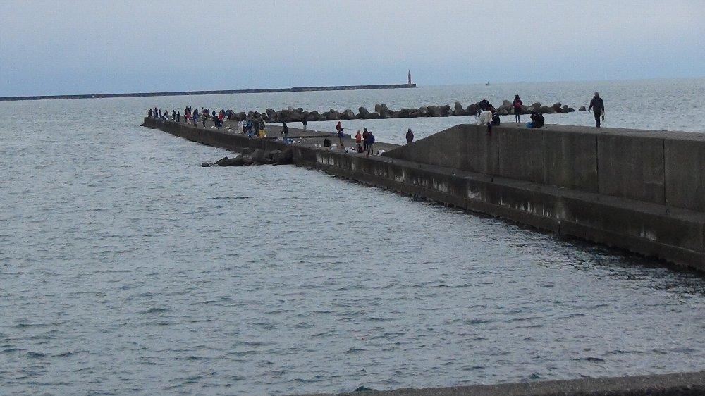 釣り場の様子!_e0065084_18435237.jpg