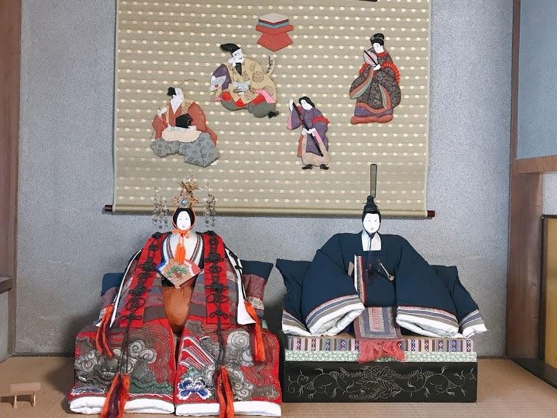 この時期のお愉しみ「今年も行ってきました!椿屋敷のお雛祭り~」編_e0359584_23160313.jpg