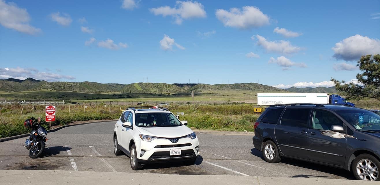 急遽、大野さんと車をとばして吉田会長のサンディエゴのご自宅へ。_c0186691_10242182.jpg