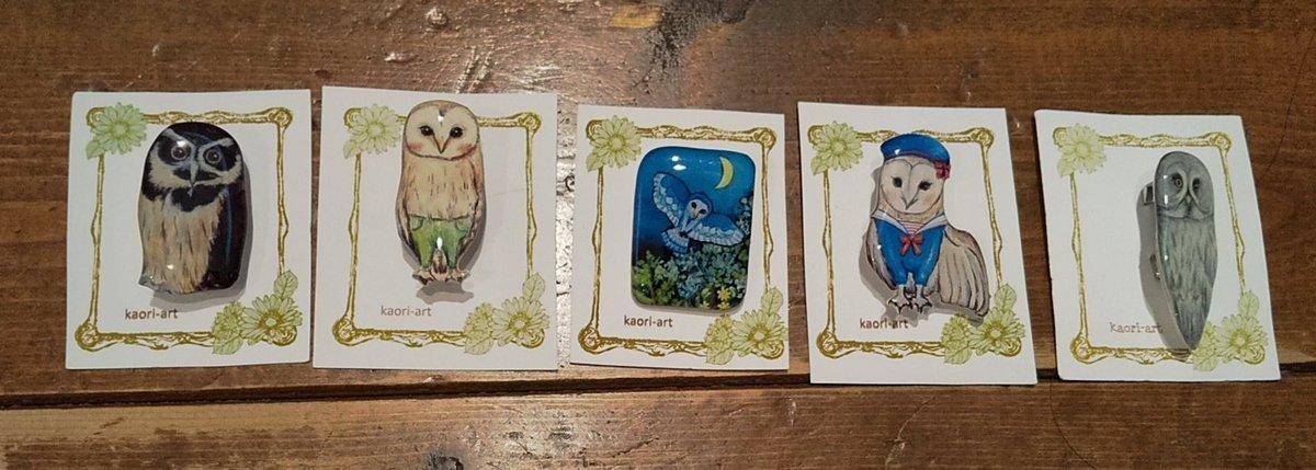 関西つうしん【鳥展 vol.10】kaori-art作品紹介、通販受付中です_d0322493_23491071.jpg