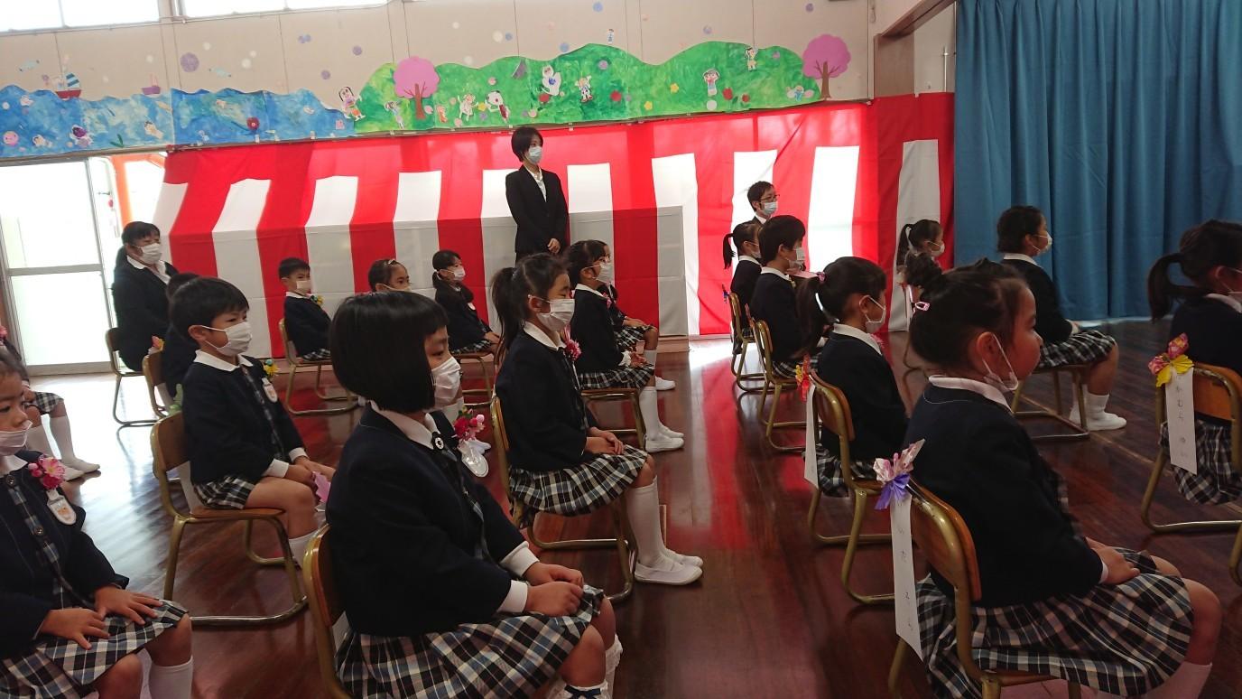 3/24  富岳台保育園卒園式_e0185893_07460935.jpg
