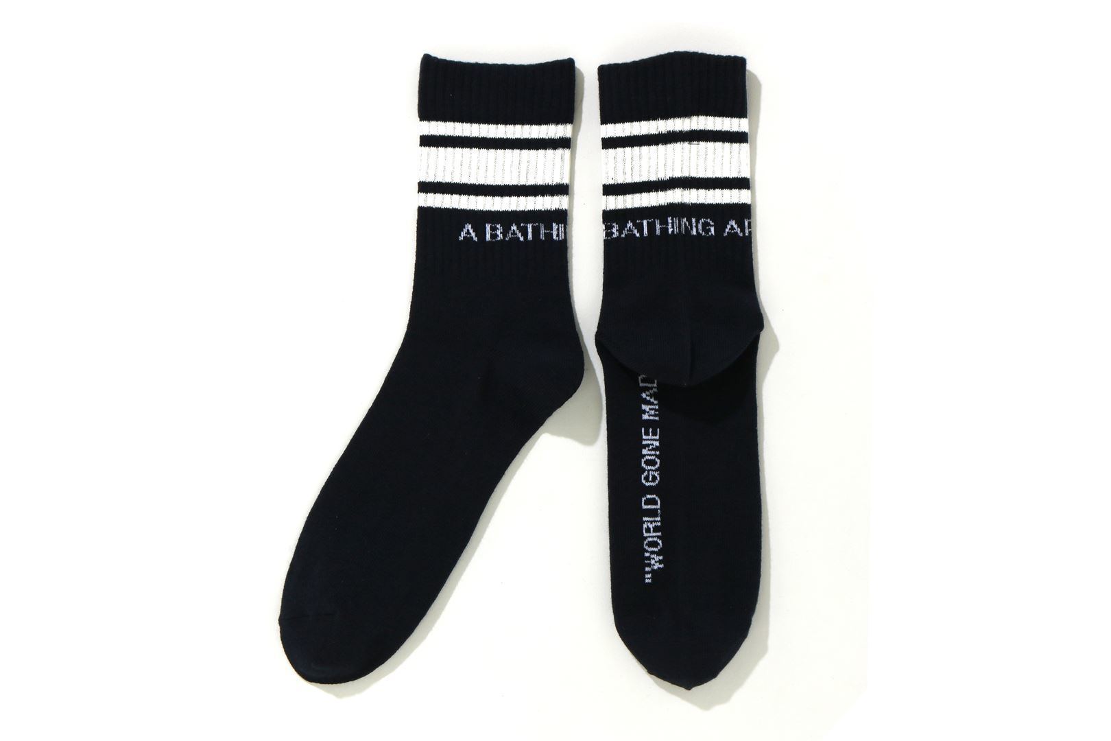 A BATHING APE® LINE SOCKS_a0174495_17461219.jpg