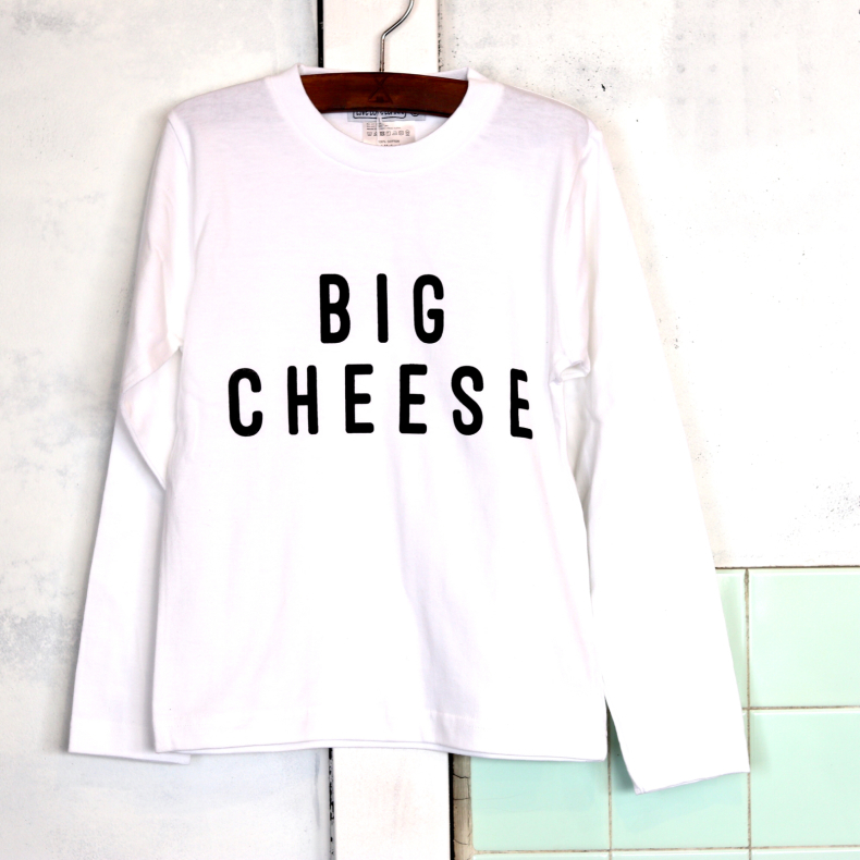 "【LIVE LOVE LEARN!】""BIG CHEESE\"" LONG SLEEVE_d0000298_12145030.jpg"