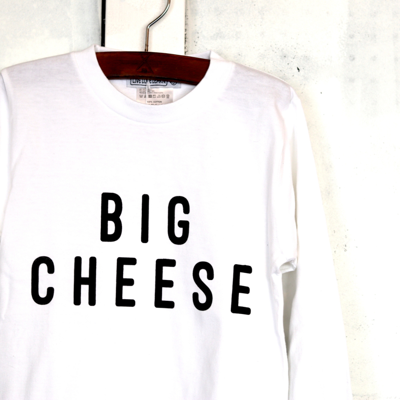 "【LIVE LOVE LEARN!】""BIG CHEESE\"" LONG SLEEVE_d0000298_12145320.jpg"