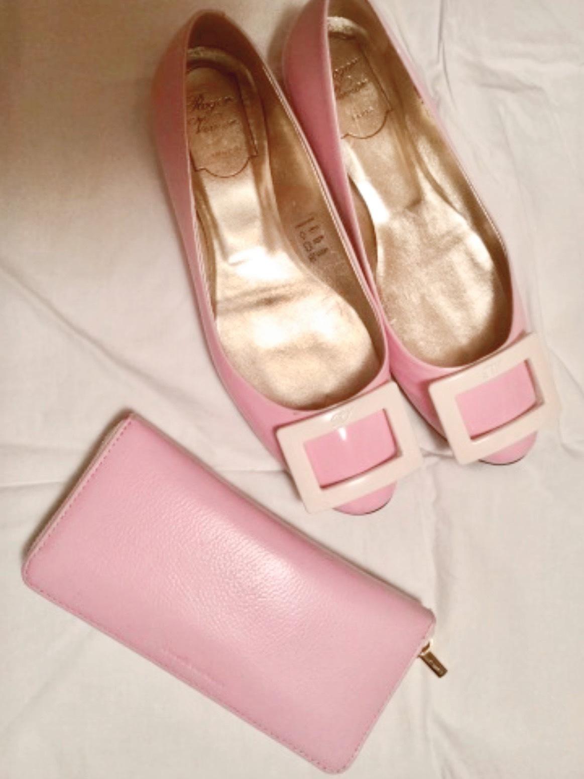 ピンクって…バラ色気分?_b0210699_00202993.jpeg