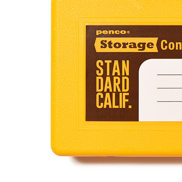 【DELIVERY】 STANDARD CALIFORNIA - PENCO×SD Storage Container_a0076701_15184136.jpg