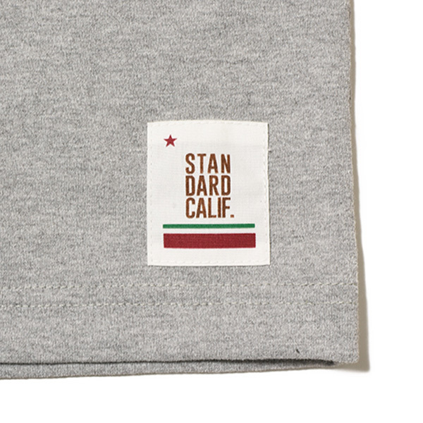【DELIVERY】 STANDARD CALIFORNIA - Tech Dry Logo T_a0076701_15243056.jpg