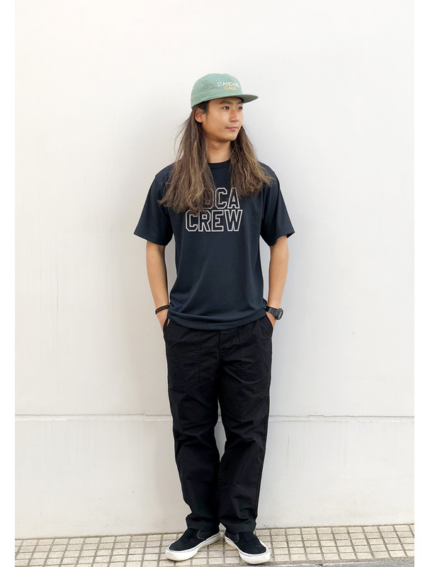 【DELIVERY】 STANDARD CALIFORNIA - Tech Dry Logo T_a0076701_15244747.jpg