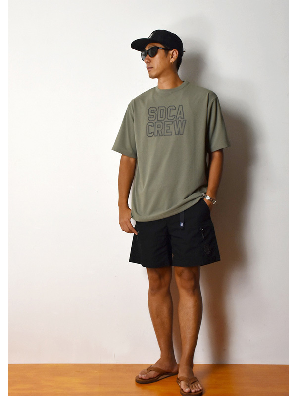 【DELIVERY】 STANDARD CALIFORNIA - Tech Dry Logo T_a0076701_15245580.jpg