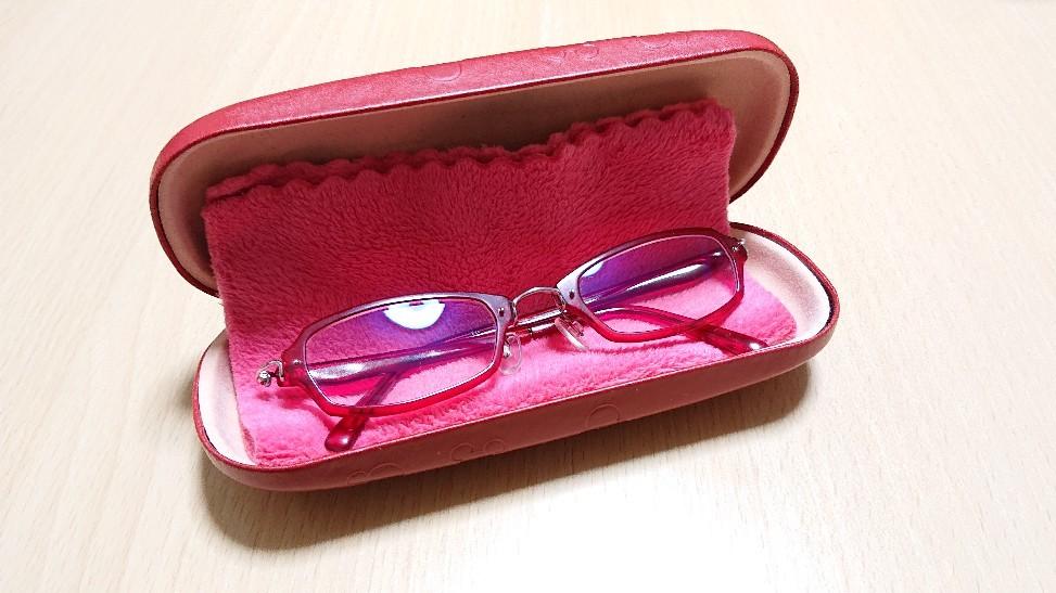 眼鏡ケース seria_c0004311_22213076.jpg