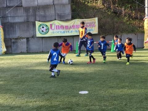 ゆるUNO 3/7(土) at UNOフットボールファーム_a0059812_15463911.jpg