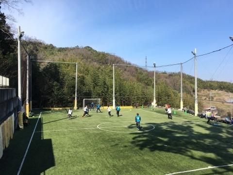 ゆるUNO 3/7(土) at UNOフットボールファーム_a0059812_15485195.jpg