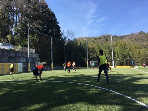 ゆるUNO 3/7(土) at UNOフットボールファーム_a0059812_15485783.jpg