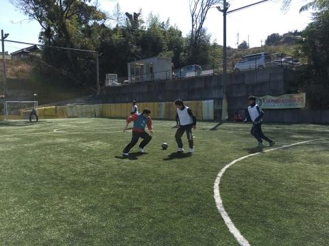 ゆるUNO 3/7(土) at UNOフットボールファーム_a0059812_15490960.jpg