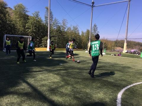 ゆるUNO 3/7(土) at UNOフットボールファーム_a0059812_15492597.jpg