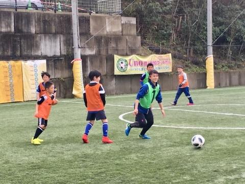 ゆるUNO 3/8(日) at UNOフットボールファーム_a0059812_16030629.jpg