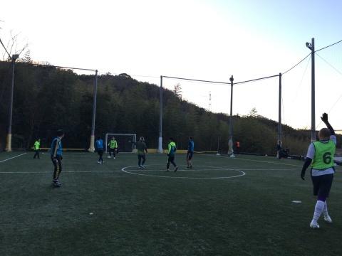 ゆるUNO 3/8(日) at UNOフットボールファーム_a0059812_16045148.jpg