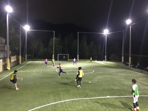 UNO 3/9(月) at UNOフットボールファーム_a0059812_16145844.jpg