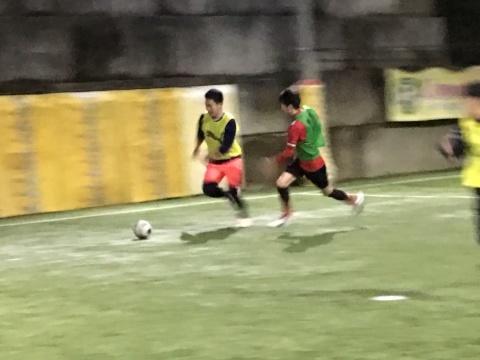 UNO 3/9(月) at UNOフットボールファーム_a0059812_16150434.jpg