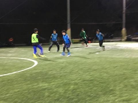 UNO 3/12(木) at UNOフットボールファーム_a0059812_16360881.jpg