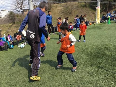 ゆるUNO 3/15(日) at UNOフットボールファーム_a0059812_17173993.jpg