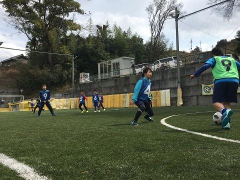 ゆるUNO 3/15(日) at UNOフットボールファーム_a0059812_17181891.jpg