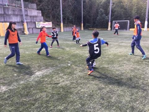 ゆるUNO 3/15(日) at UNOフットボールファーム_a0059812_17184423.jpg