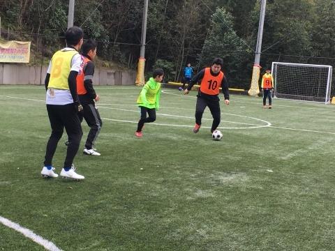 ゆるUNO 3/15(日) at UNOフットボールファーム_a0059812_17193223.jpg