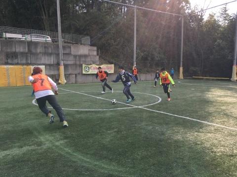 ゆるUNO 3/15(日) at UNOフットボールファーム_a0059812_17193729.jpg