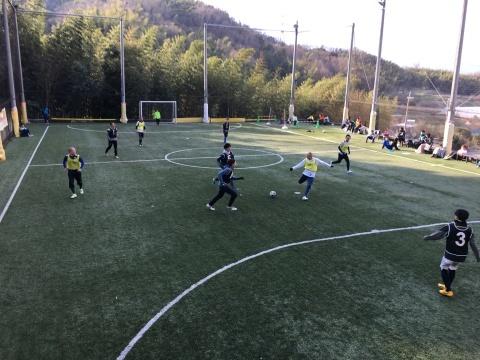 ゆるUNO 3/15(日) at UNOフットボールファーム_a0059812_17200200.jpg