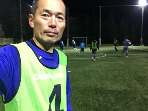 UNO 3/17(火) at UNOフットボールファーム_a0059812_17473644.jpg