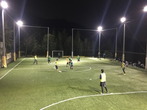 UNO 3/18(水) at UNOフットボールファーム_a0059812_17592231.jpg