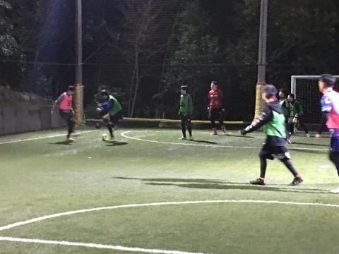 UNO 3/18(水) at UNOフットボールファーム_a0059812_17592724.jpg