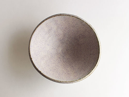 梅本勇さんのラベンダー色のうつわ。_a0026127_17195227.jpg