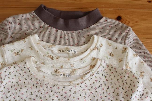 ニットソーイング・自分服作りのラストは長袖Tシャツ3着♪_f0023333_23142065.jpg